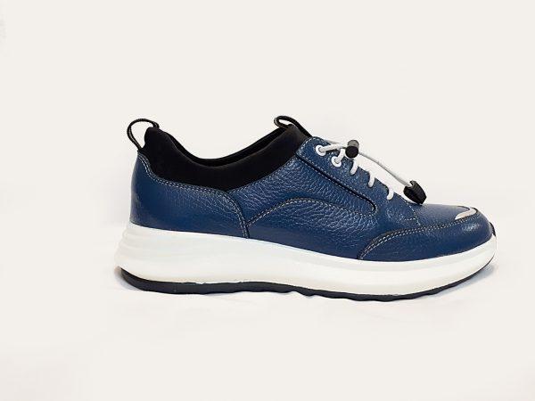کفش اسپرت زنانه مدل 1001بندی آبی 2000300003