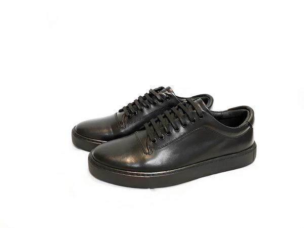 کفش اسپرت مردانه مدل پرسیس بندی مشکی 1000200008