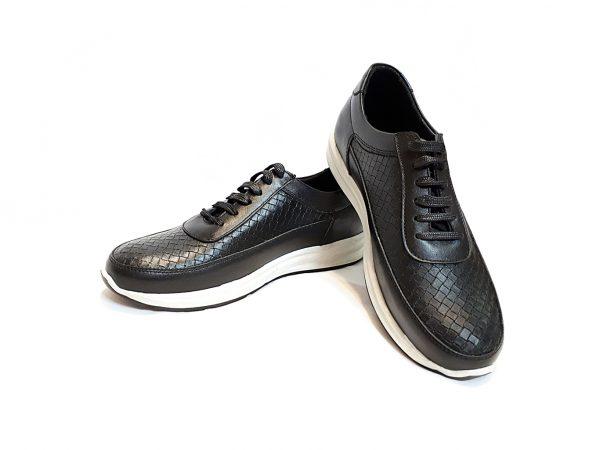 کفش اسپرت مردانه مدل 293 بندی مشکی 1000200009