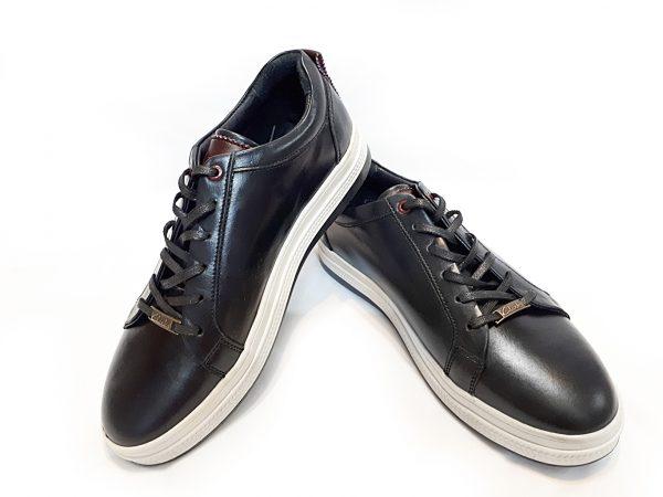 کفش اسپرت مردانه ونس 1 بندی مشکی 1000200006