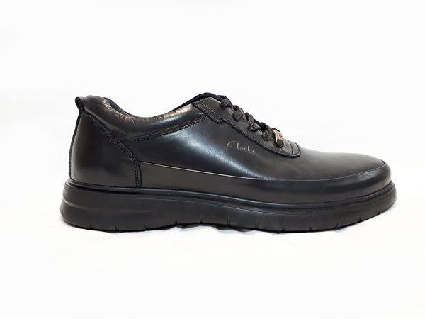 کفش اسپرت مردانه مدل 291بندی مشکی 1000200007